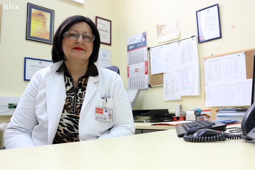 Nefrolog Sarajevo - prof.dr. Halima Resić